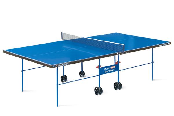 Стол для настольного тенниса START LINE GAME OUTDOOR 2