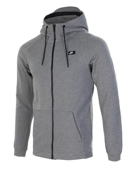 Толстовка мужская Nike Sportswear Modern Hoodie серая