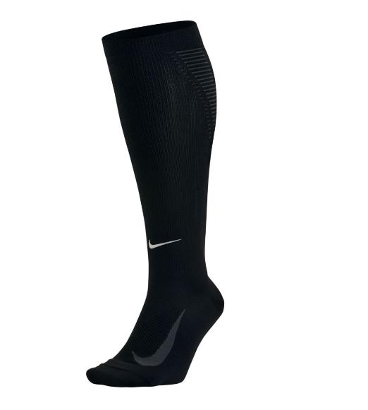 Гольфы для бега Nike Elite Compression черные