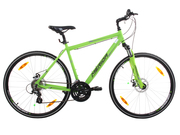 Велосипед кроссовый Merida Crossway 15-MD Matt Green (Grey/Black)
