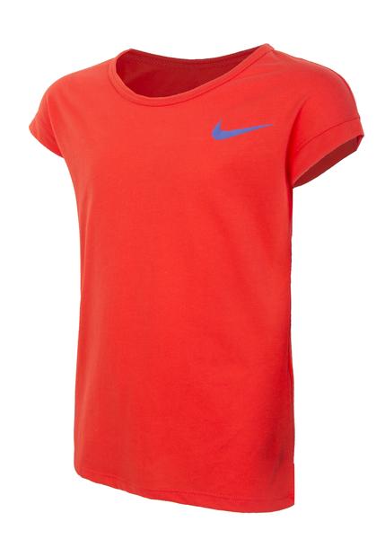 Футболка детская Nike Top SS оранжевая
