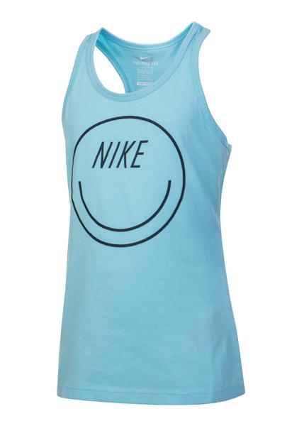 Майка детская Nike Dry Training Tank голубая