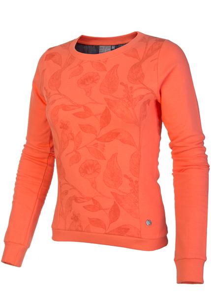Толстовка женская Icepeak оранжевая