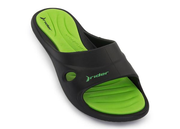 Сланцы женские Rider Slide Feet Fem зеленые