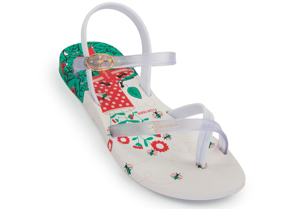 Пантолеты детские Ipanema Fashion белые