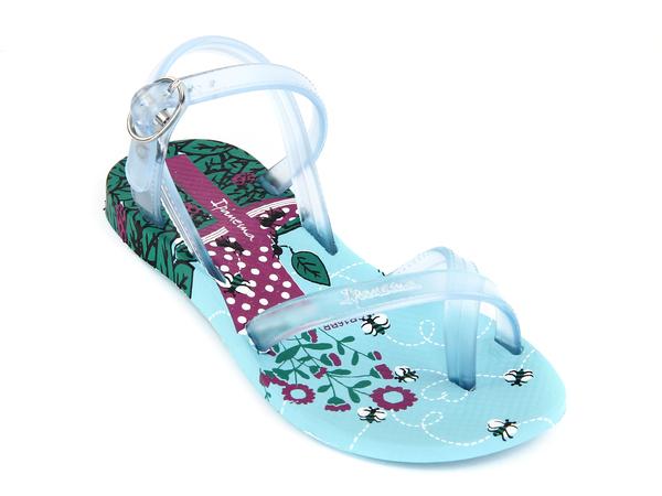 Сандалии детские Ipanema Fashion голубые