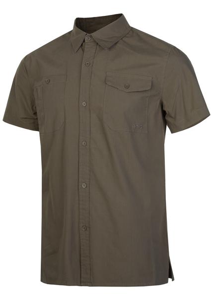 Рубашка мужская Monte Grande зеленая