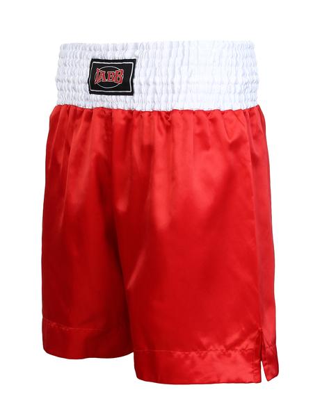 Шорты для бокса Jabb BS красный