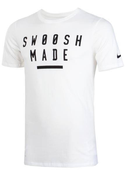 Футболка мужская Nike Dry Tee белая