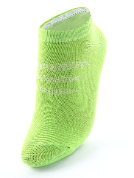 Носки укороченные AS4 лайм