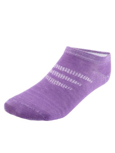Носки укороченные AS4 фиолетовые