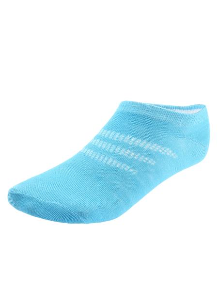 Носки укороченные AS4 голубые