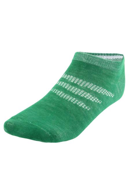 Носки укороченные AS4 зеленые