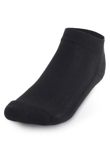 Носки уплотнённые укороченные AS4 черные