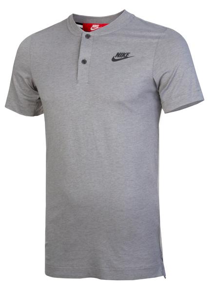 Поло мужское Nike Sportswear Polo серое
