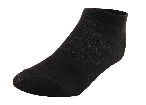 Носки unisex укороченные AS4 черные 35-38
