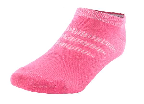 Носки укороченные AS4 розовые S (35-38)
