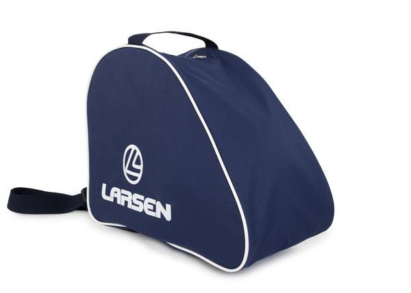 Сумка для роликов и коньков Larsen 6400 синяя