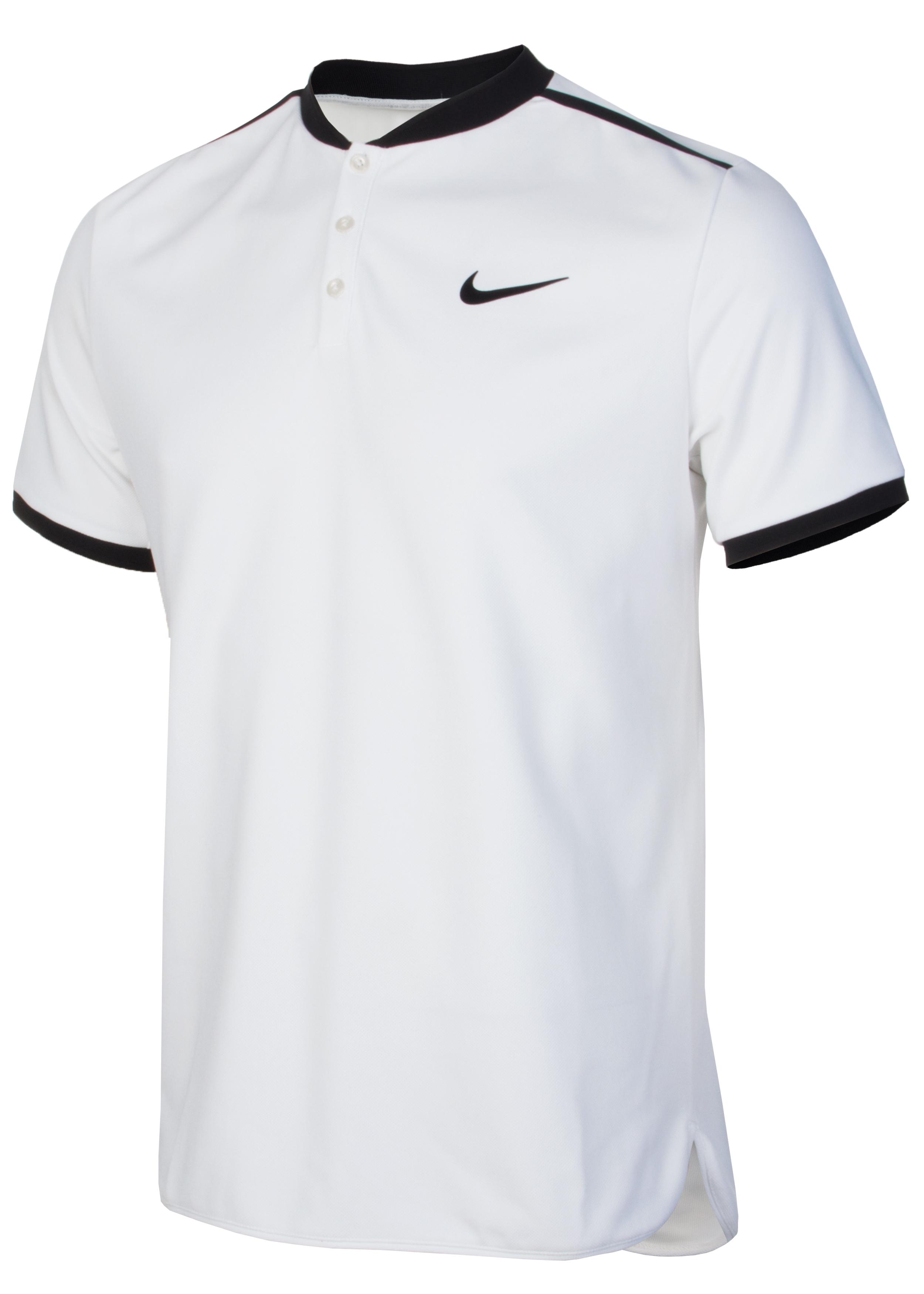 ee61ebf8af126 Поло мужское Nike Court Tennis белое - Сеть спортивных магазинов Чемпион