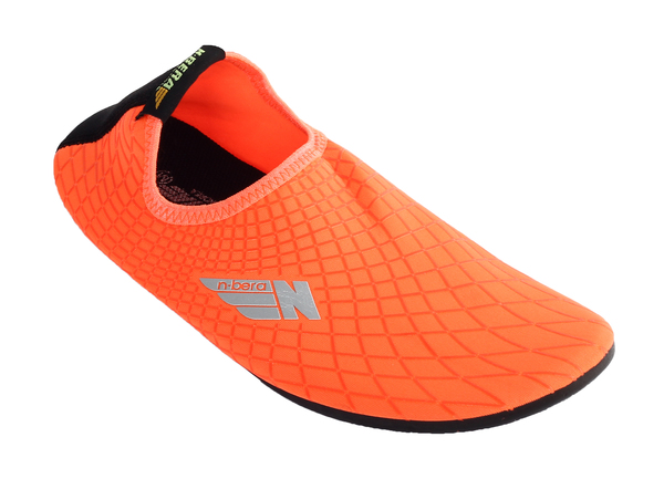 Коралловые тапочки Multi Aqua NB-FS02 оранжевые