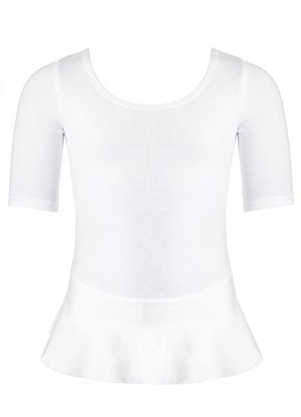 Комбидресс для девочек 1005 — 300/02 белый