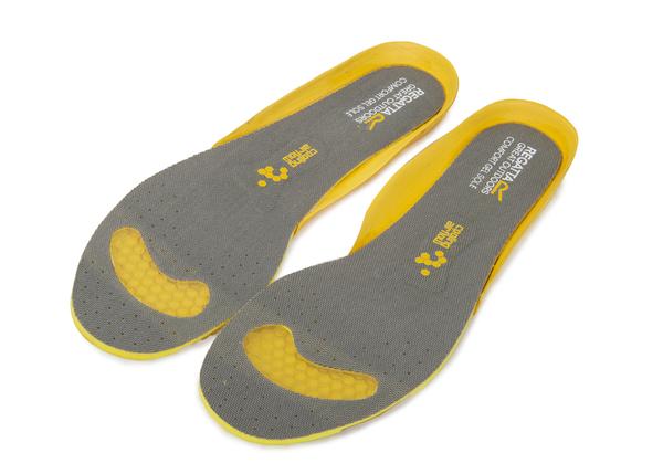 Стельки Regatta Lds Comf Footbed оранжевые