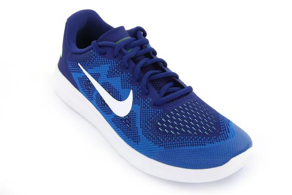 Кроссовки детские Nike Free RN 2 синие
