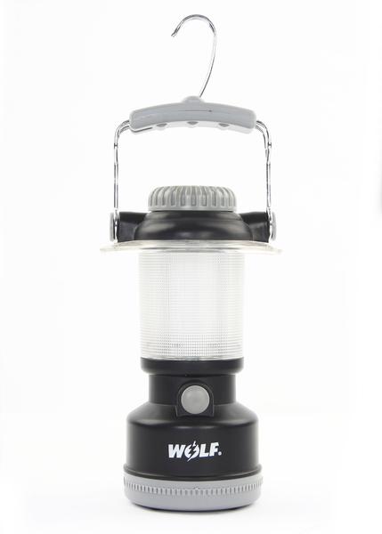 Фонарь туристический с генератором Wolf Light TL-968FT-1W