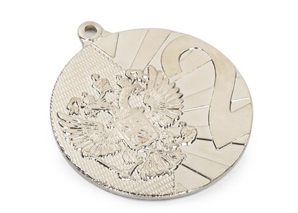 Медаль MMC8040/ G 40 ММ G-2 mm 2 место