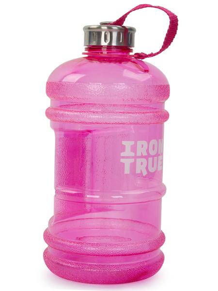 Бутылка TB931-2200 2.2л розовая