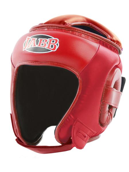 Шлем боксерский JABB JE-2093 красный
