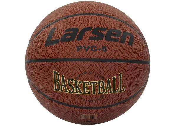 Мяч баскетбольный Larsen PVC-5