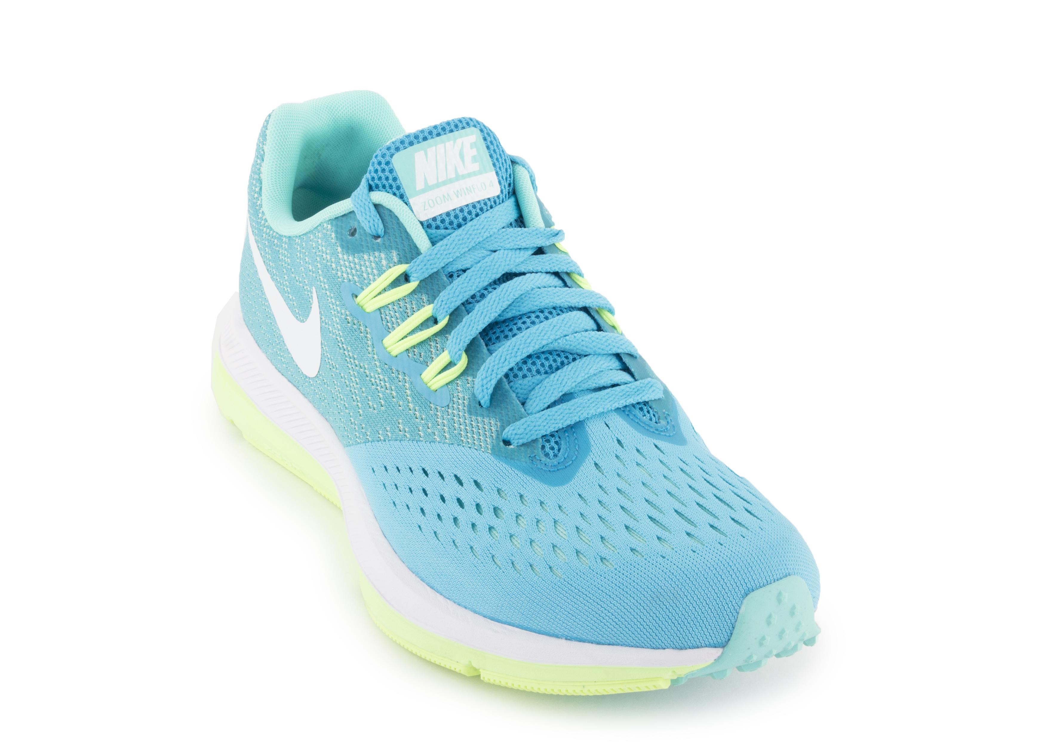 ce3f30d0 Кроссовки женские Nike Zoom Winflo 4 - Сеть спортивных магазинов Чемпион