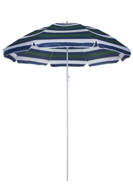Зонт пляжный 001-025 голубой