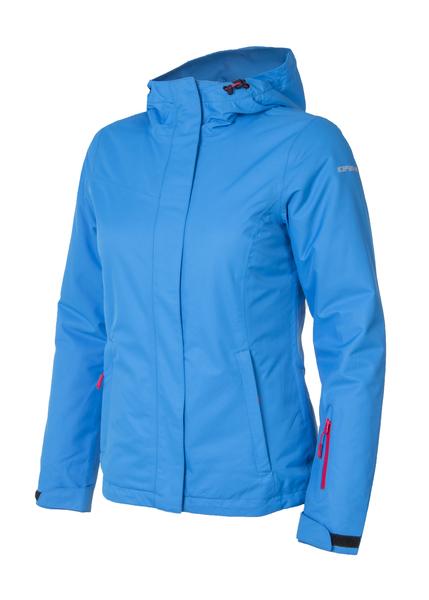 Куртка горнолыжная женская Icepeak голубая