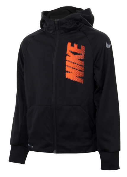 Толстовка детская Nike HOODIE FZ GFX 857799-010