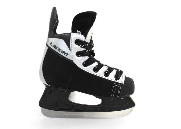 Коньки хоккейные Larsen Furious (размеры 30-39)