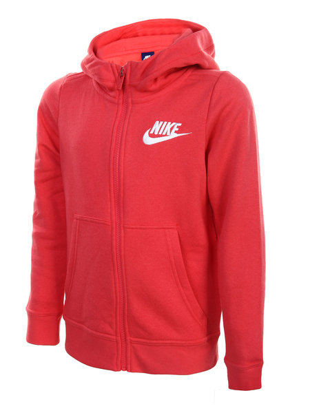 Толстовка детская Nike HOODIE FZ CLUB GFX