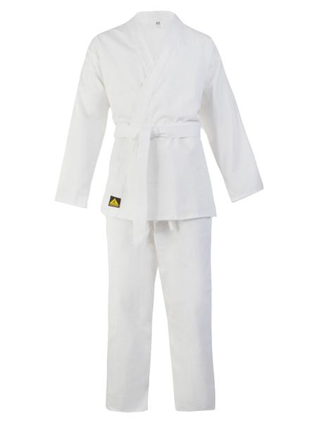 Кимоно для каратэ белое (110-180 см)