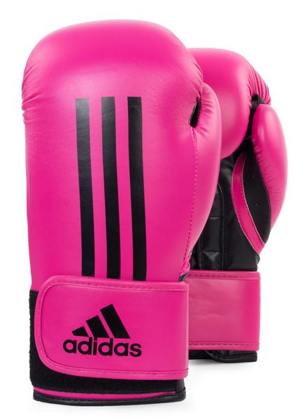 Перчатки боксерские Adidas Energy 100 розовые