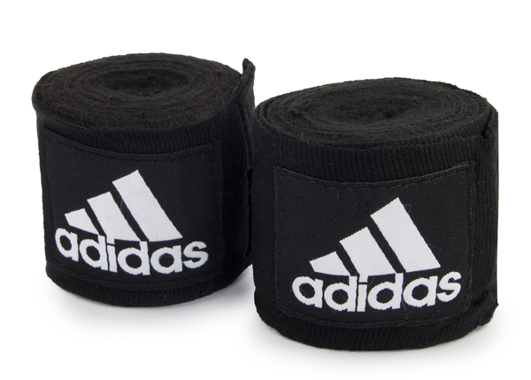 Бинт эластичный Adidas черный