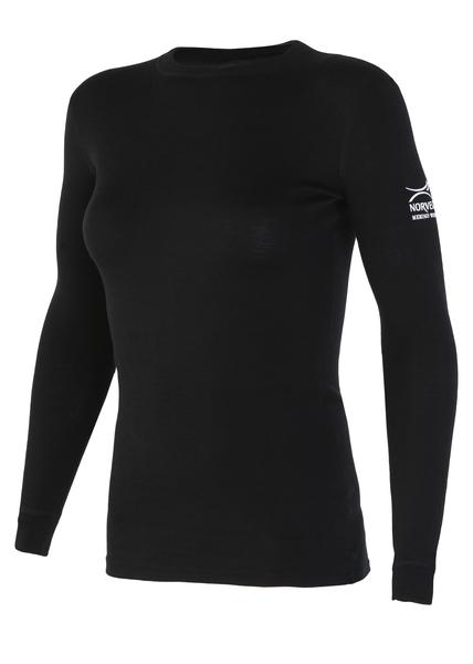 Футболка с длинным рукавом (термобелье) женская Norveg Soft Shirt