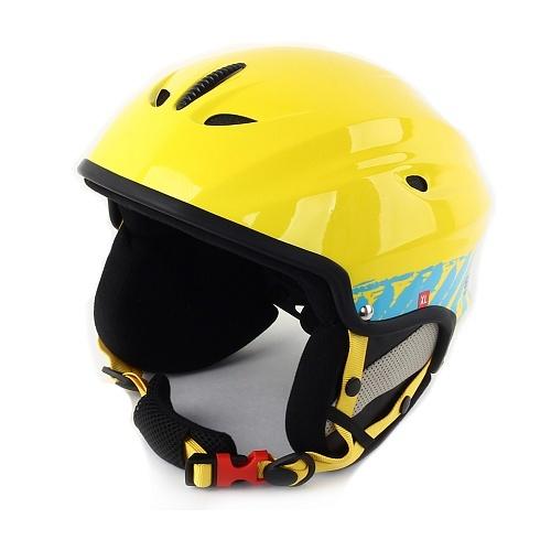 Шлем сноубордический Sky Monkey yellow VS670
