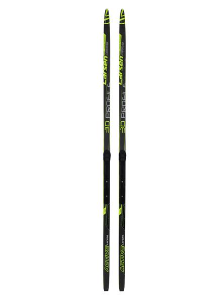 Лыжи беговые с креплениями Larsen Active Wax NNN
