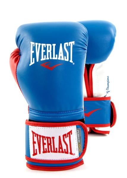 Перчатки боксерские Everlast Powerlock PU Р00000727