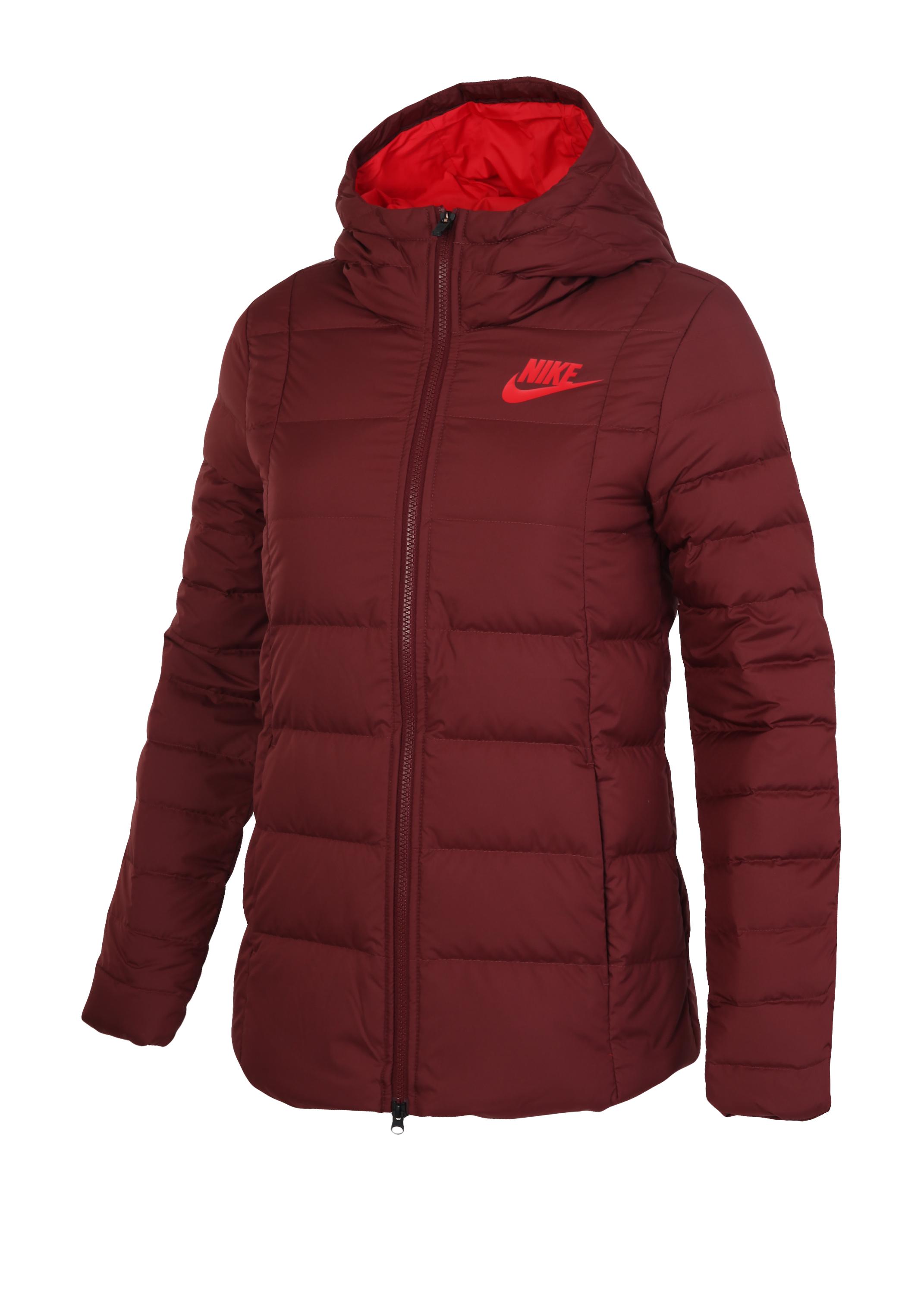 9686471c Пуховик женский Nike DWN FILL JKT HD - Сеть спортивных магазинов Чемпион