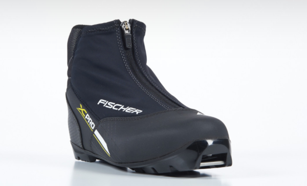 Ботинки лыжные Fischer XC PRO BLACK YELLOW S21817