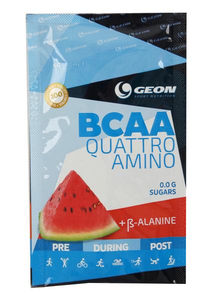 Комплекс аминокислотный Geon BCAA Quattro Amino 25*6г