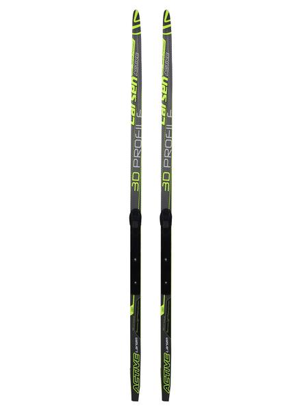 Лыжи беговые с креплениями Larsen Active Step SNS