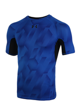 Футболка мужская Under Armour HeatGear Printed Compression Shirt